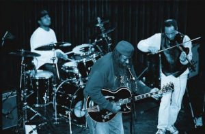 James Blood Ulmer's Odyssey