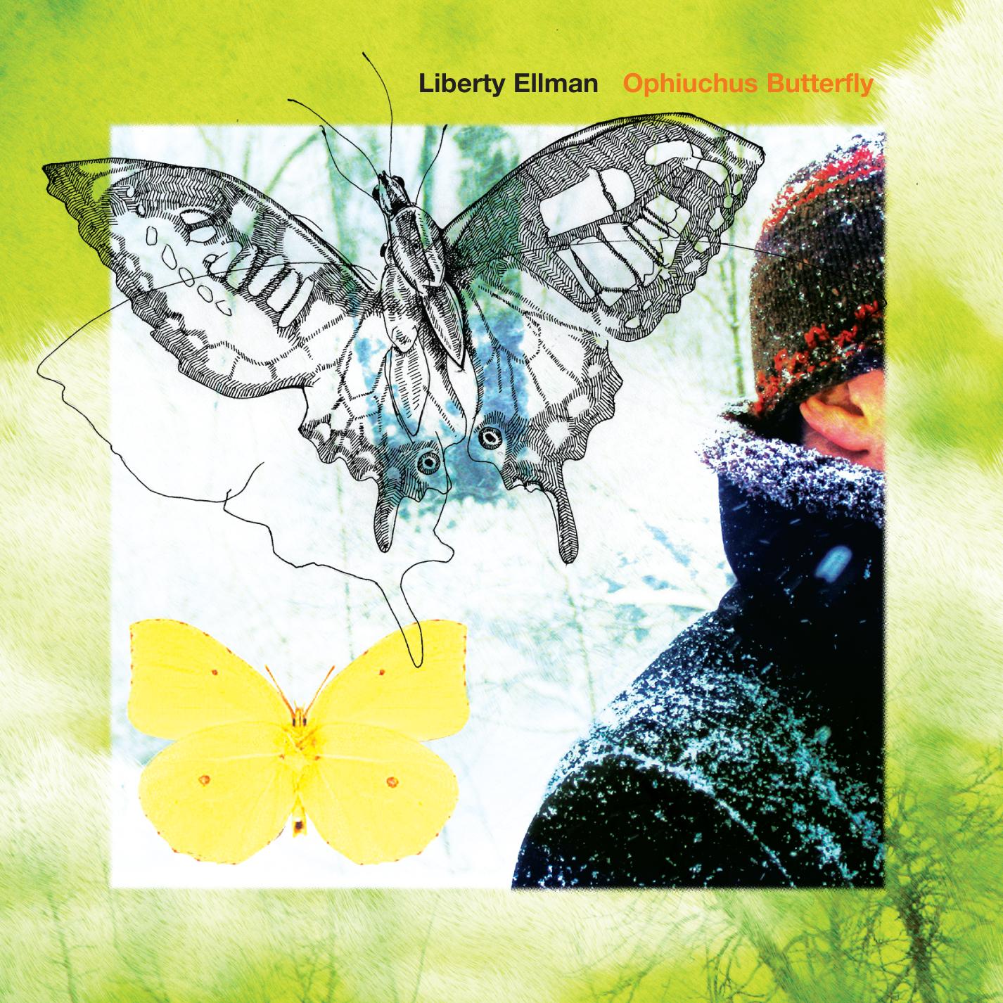Ophiuchus Butterfly - Libery Ellman